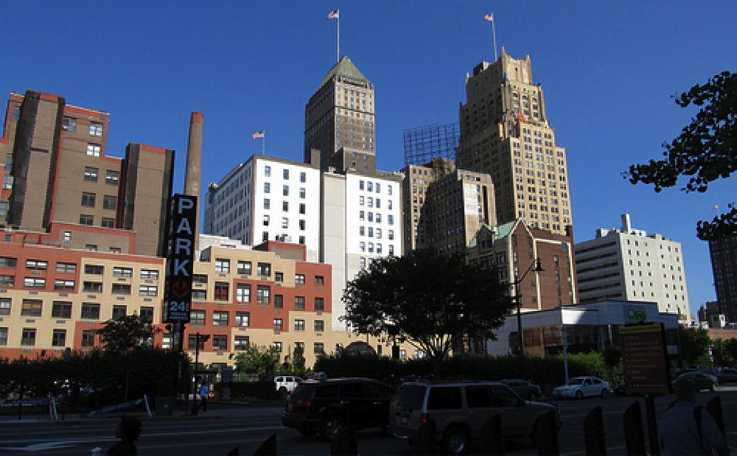 downtown-newark-ken-lund