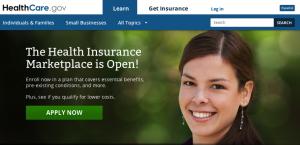 healthcare-gov-website