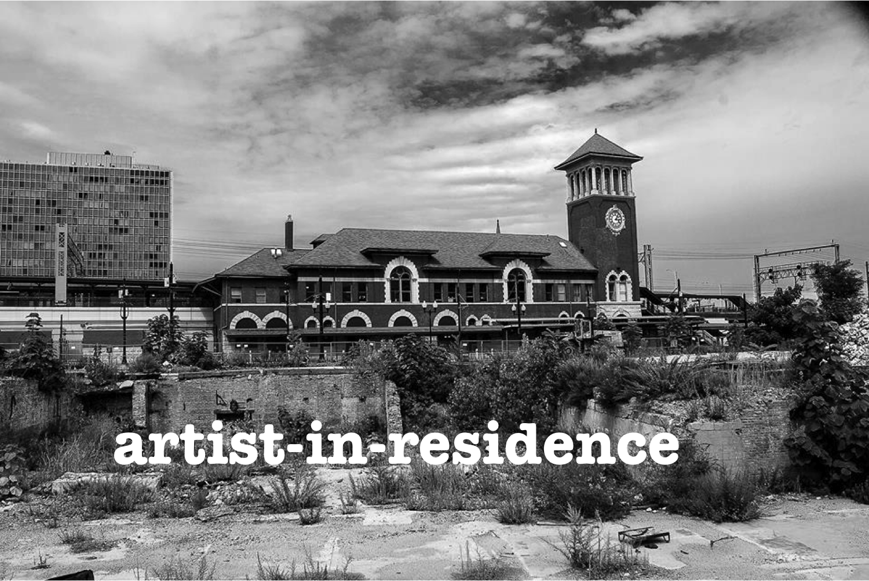artist in residence photo