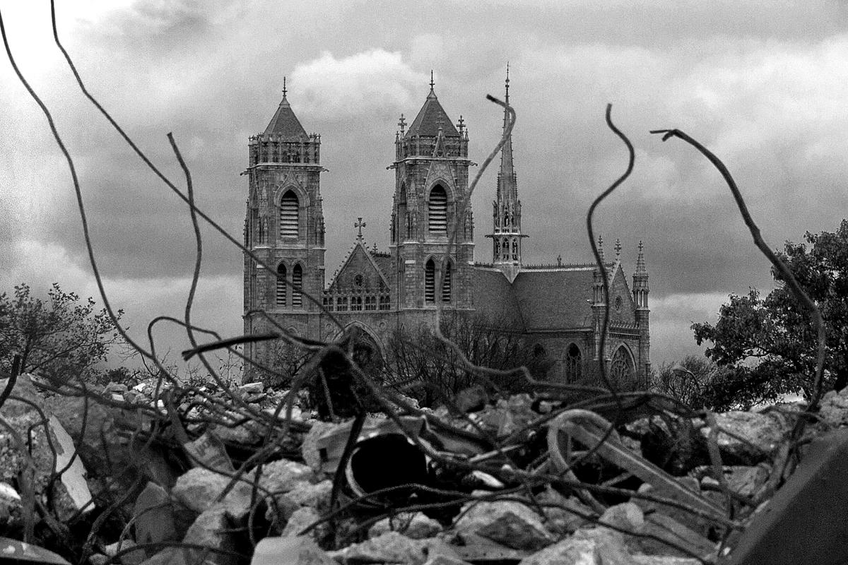 tim dingman cathedral