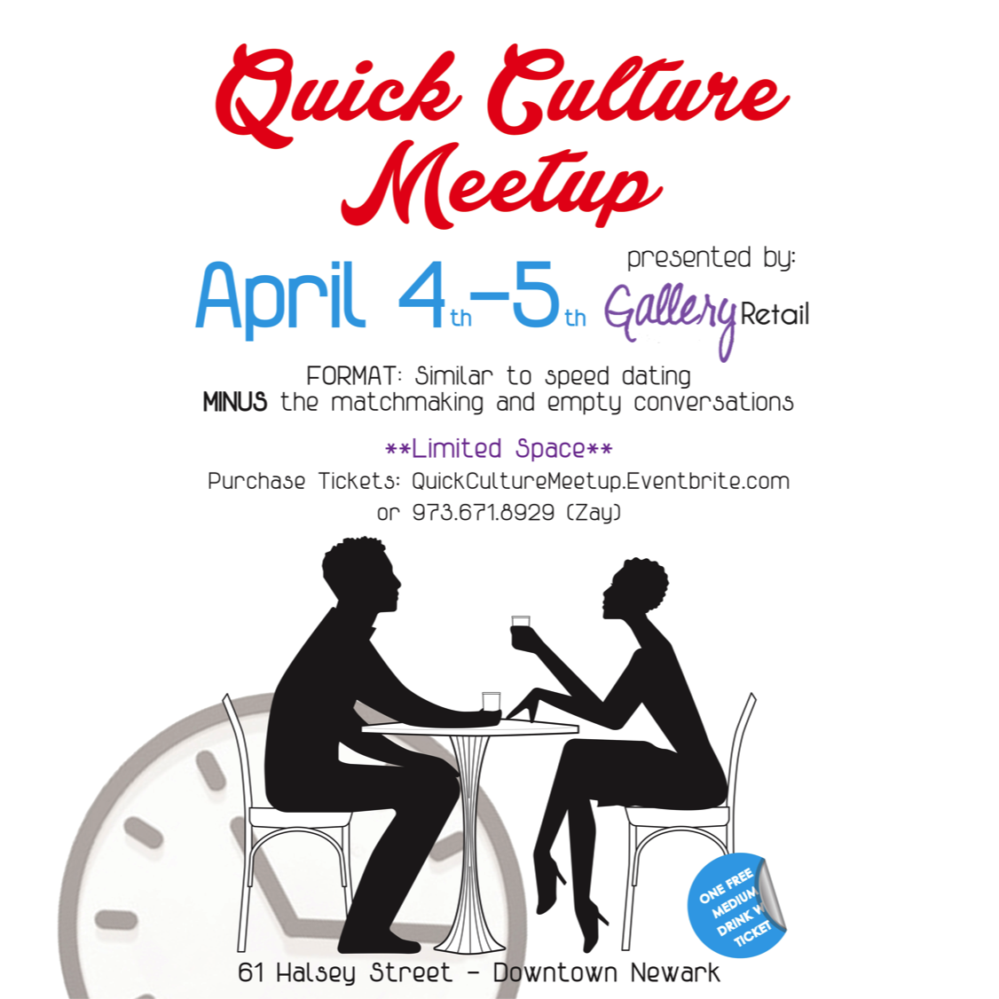 quick culture meetup
