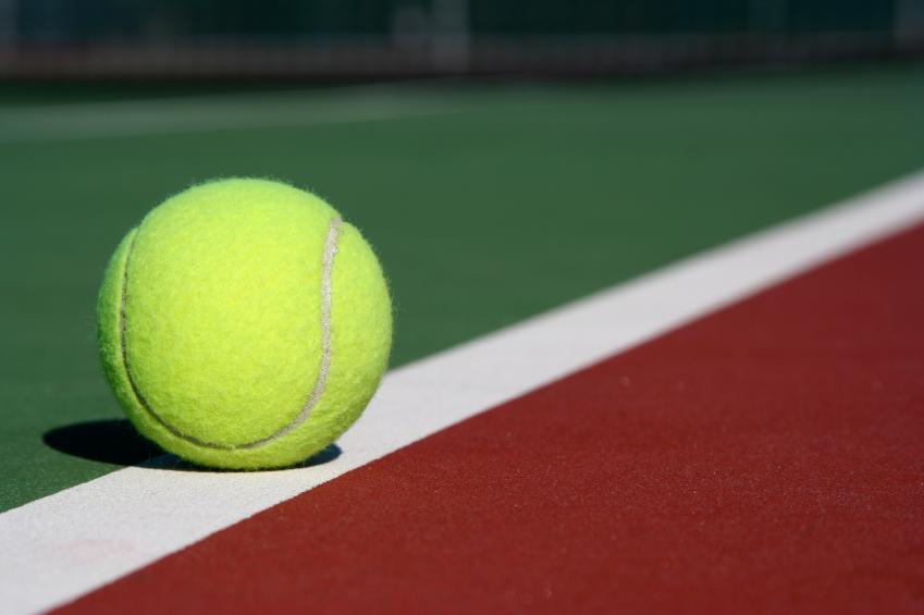 It's Sharpe James versus Joseph DiVincenzo on…the tennis court?