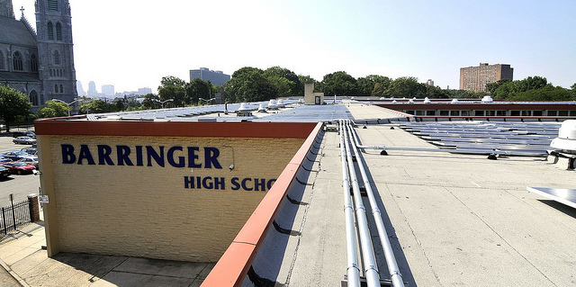 Newark around the web: Mayor Ras Baraka responds to student complaints about Barringer High School with a site visit [Video]