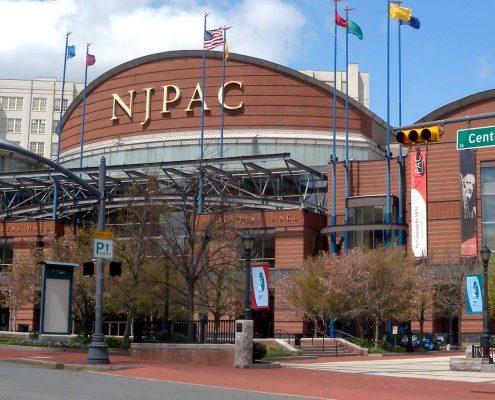 njpac building