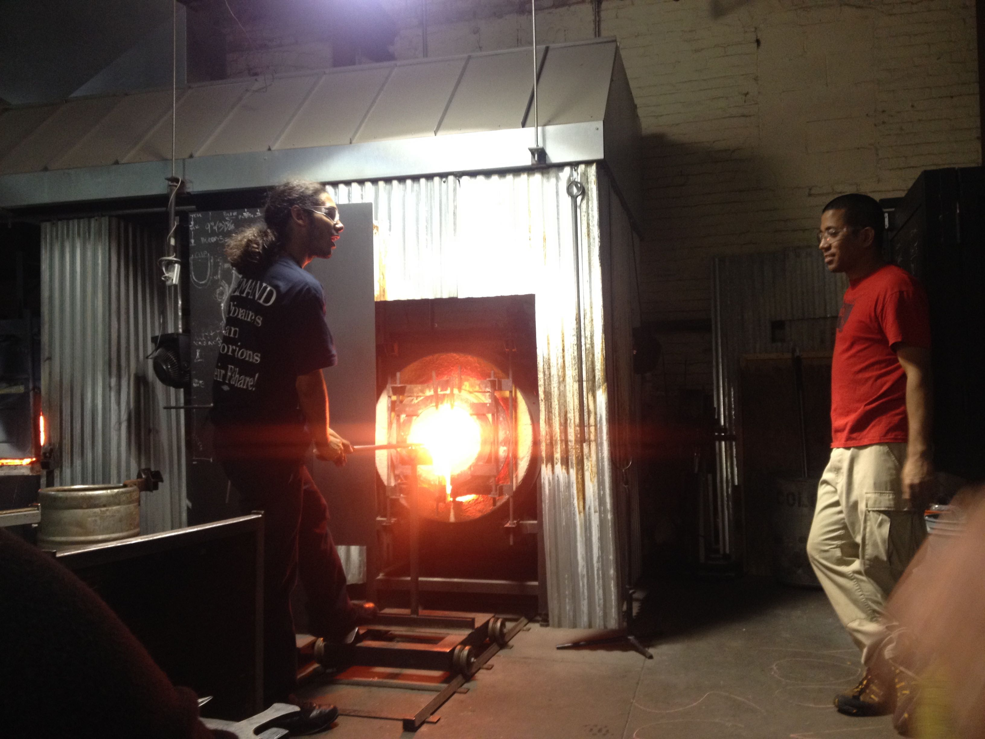 glassroots blowing studio