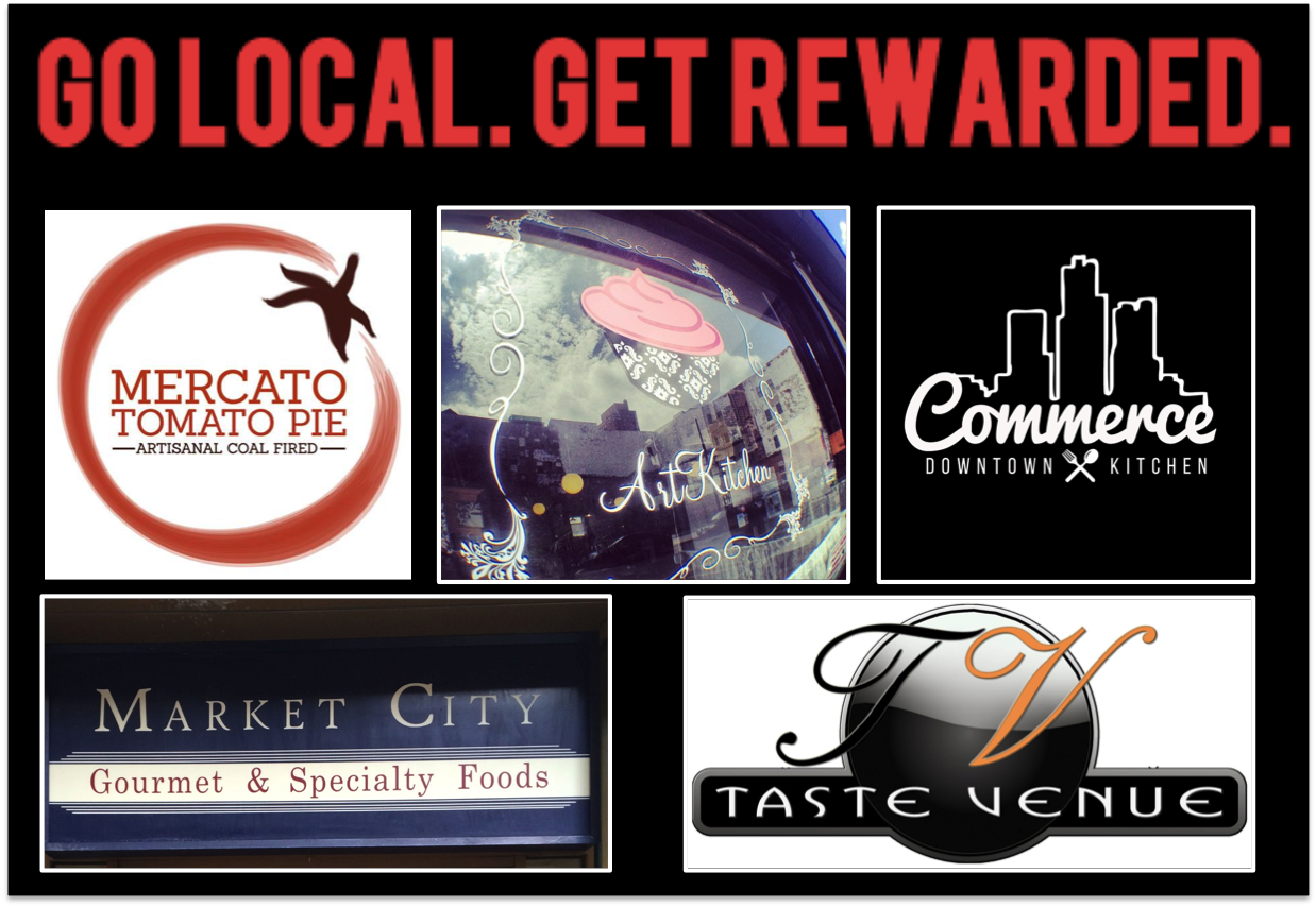 go local get rewarded 5