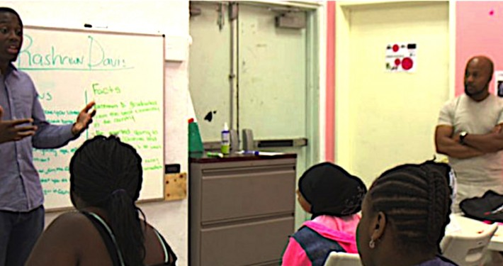 rashawn davis classroom 2015