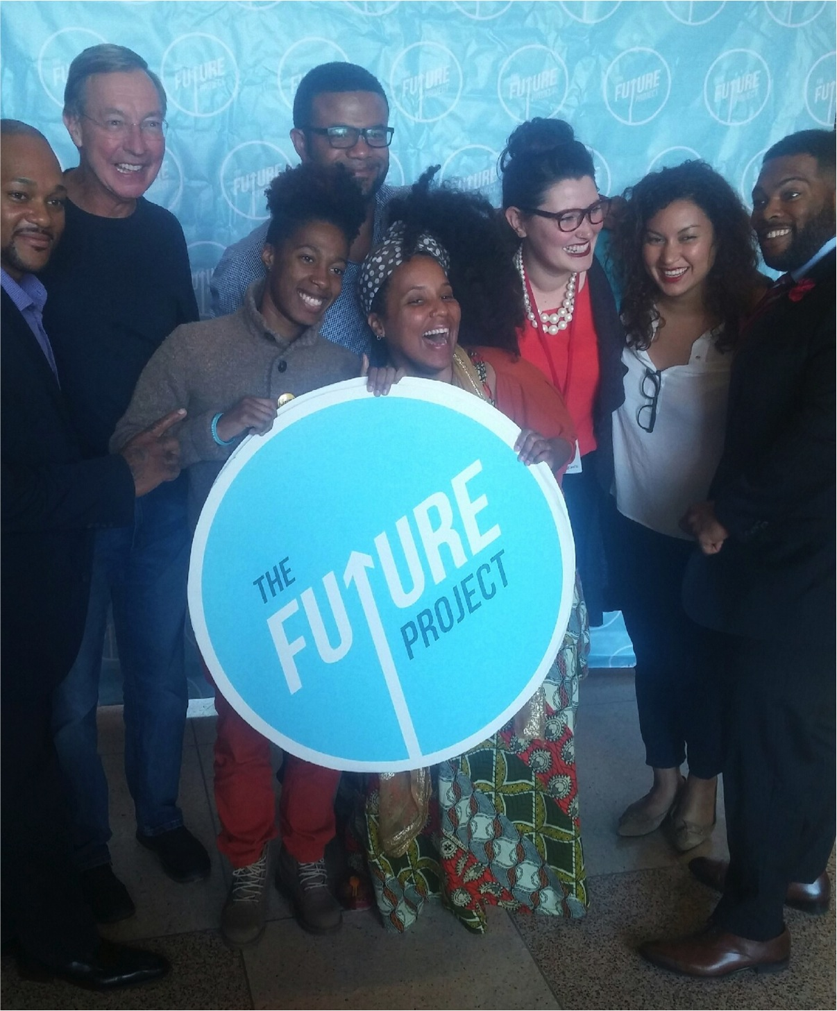 the future project screening