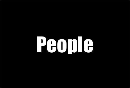 people card