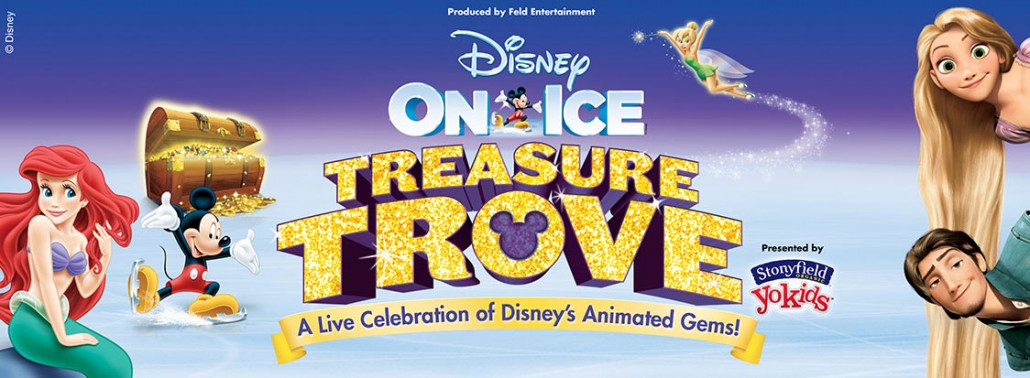 disney ice treasure trove