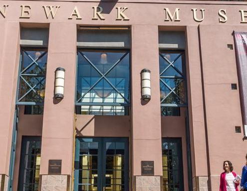 newark museum front