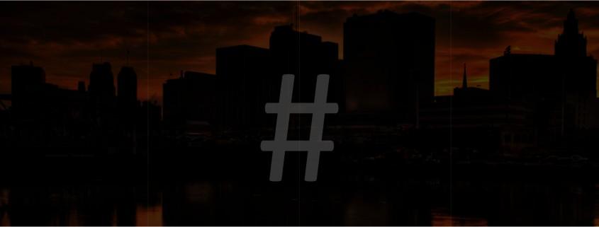 hashtag skyline