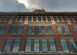 hahne's building sky