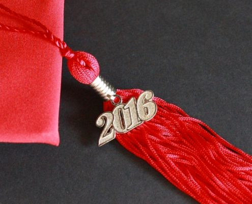 2016 graduation cap