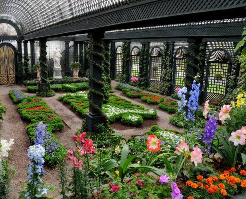 duke farms garden
