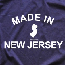 made in new jersey blanket