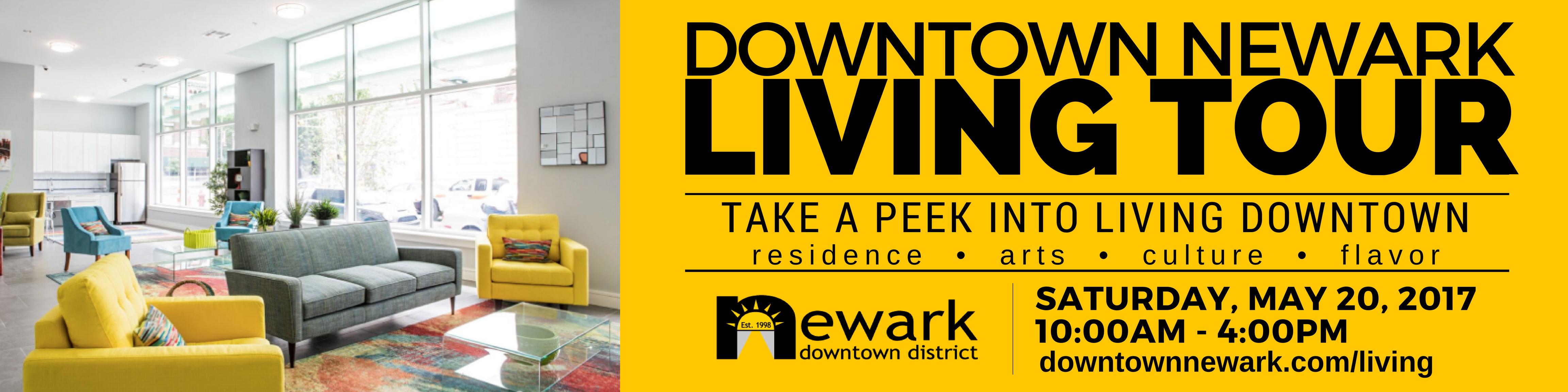 Newark Downtown Living Tour