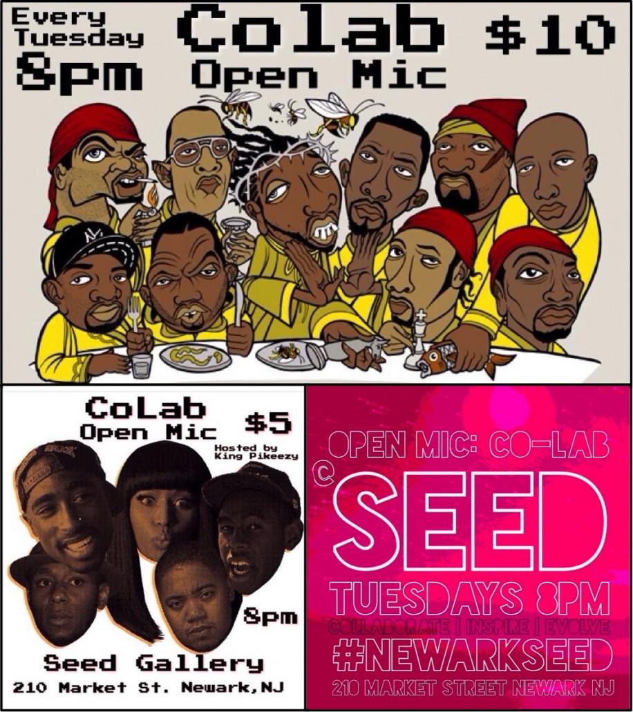 seed gallery tableau